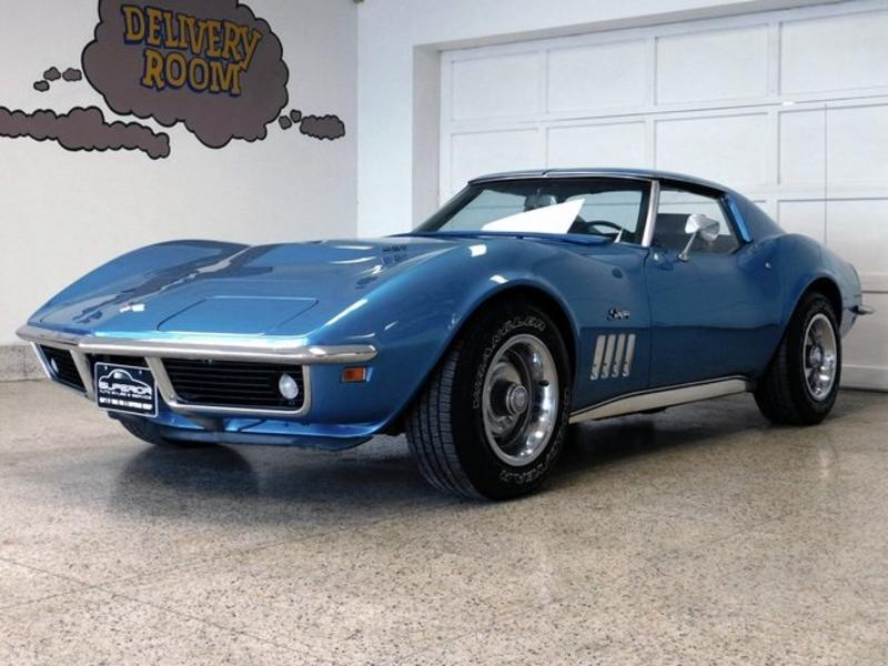 Corvette Stingray 1969 >> 1969 Chevrolet Corvette Stingray 29128 Superior Auto Sales