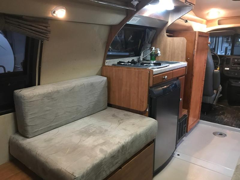 2011 Roadtrek Road Trek Simplicity 190 | Eldorado RV Ranch