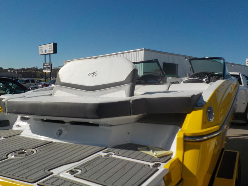 2016 Monterey boat for sale, model of the boat is 218SS & Image # 21 of 21