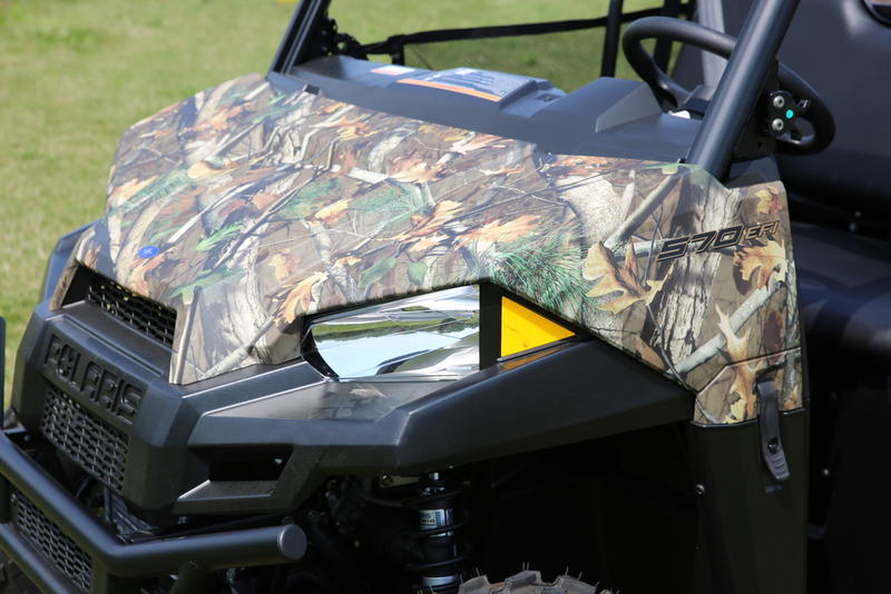 2018 Polaris RANGER 570 Polaris Pursuit Camo 11