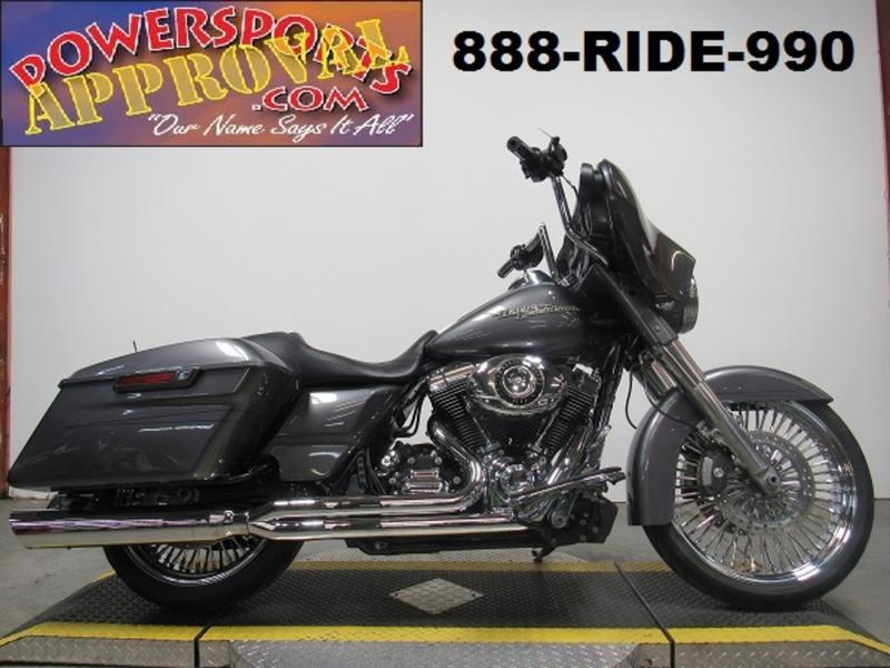 2014 Harley-Davidson FLHX - Street Glide for sale 80249