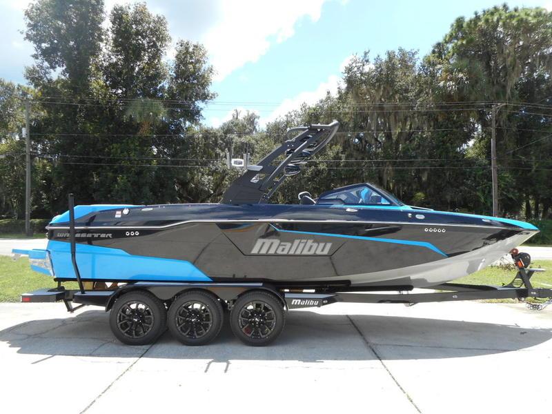 2020 Malibu Boats 25 LSV | Transition Watersports