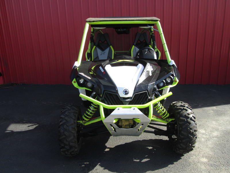 2015 Can-Am™ Maverick X ds 1000R 5
