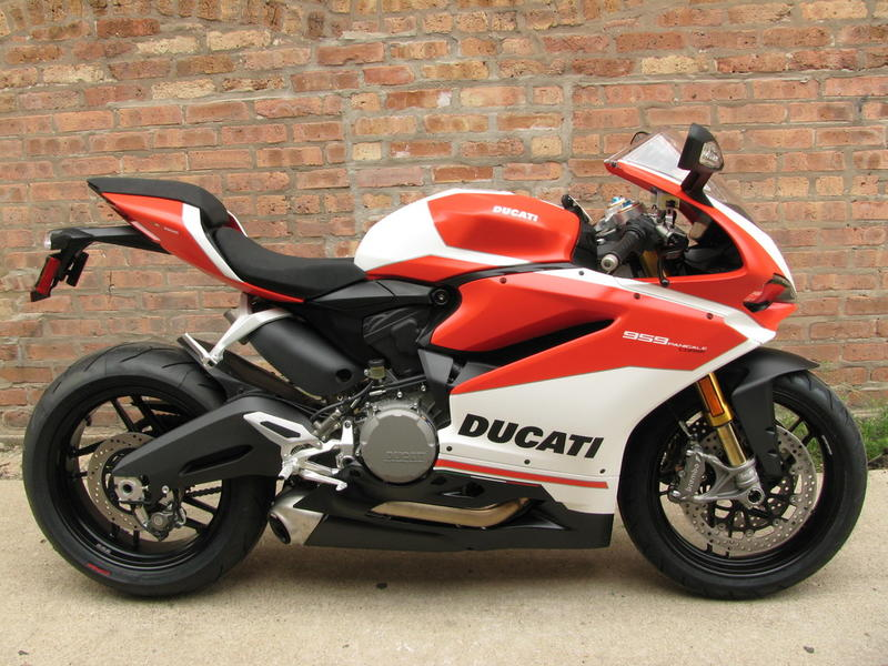 2018 Ducati 959 Panigale Corse D8534n Motoworks Chicago