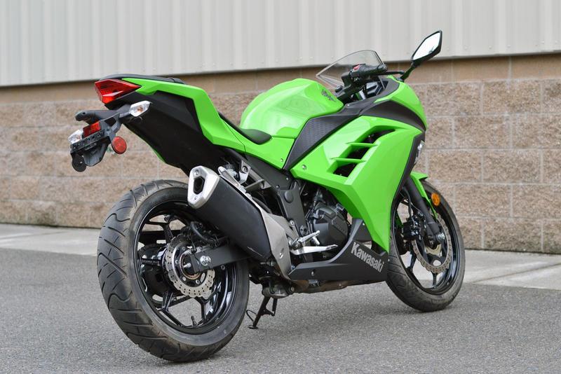 2015 Kawasaki Ninja 300 Abs Cycle Barn