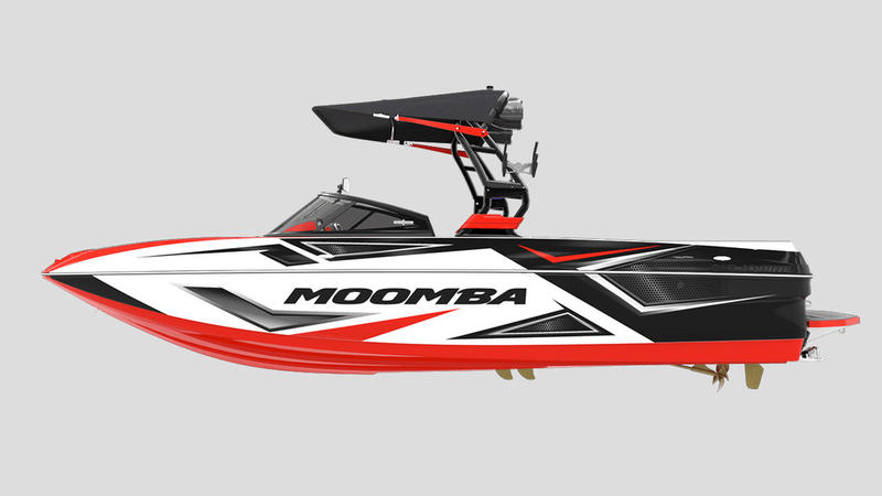 For Sale: 2018 Moomba Mojo Pro ft<br/>Bay Marine