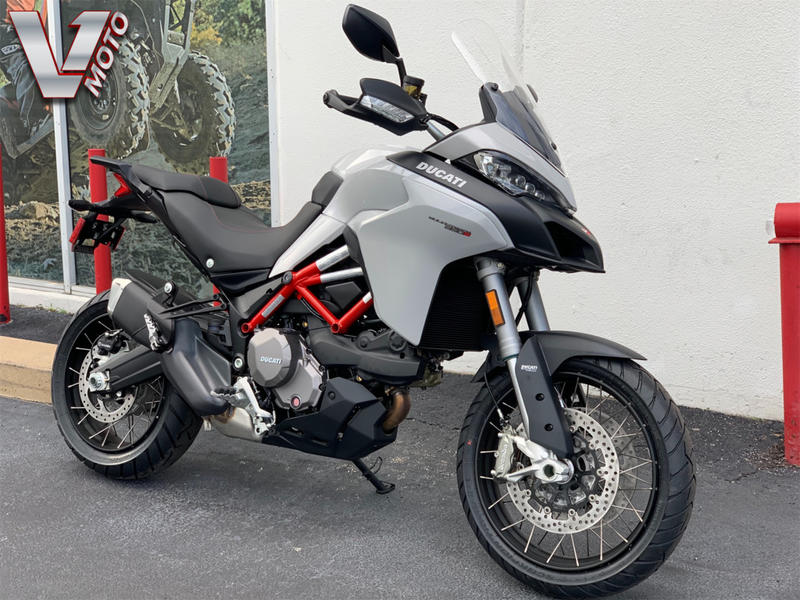 Groovy 2019 Ducati Multistrada 950 S Spoked Wheels Glossy Grey V1 Caraccident5 Cool Chair Designs And Ideas Caraccident5Info