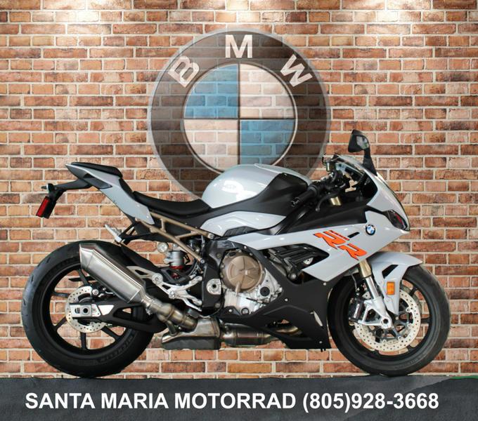 2020 Bmw S 1000 Rr Hockenheim Silver Metallic Bmw Motorrad Of Santa Maria