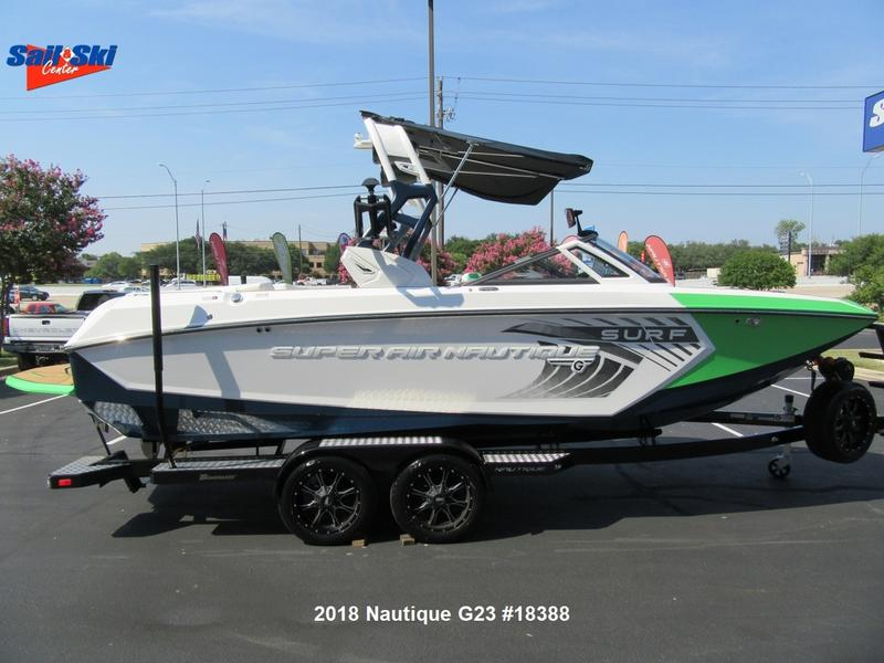 2018 NAUTIQUE G23 for sale