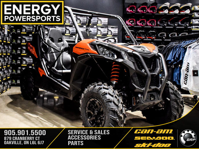 2019 Can-Am ATV Maverick™ Trail DPS™ 800 | 5 of 21