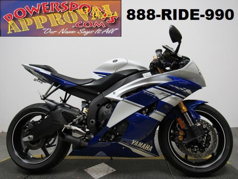 2014 Yamaha YZFR6 1