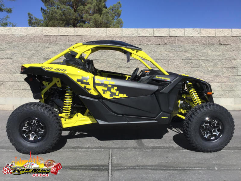 2019 Can-Am® Maverick™ X3 X™ mr Turbo R | RideNow Craig