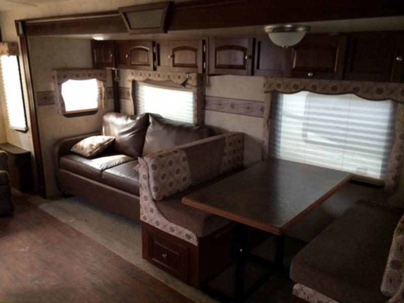 Used  2015 Forest River Flagstaff Super Lite 29RLWS Travel Trailer in Baton Rouge,