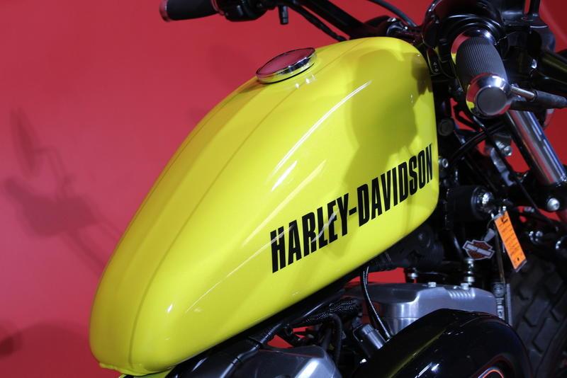 2010 Harley-Davidson® XL1200X - Sportster® Forty-Eight