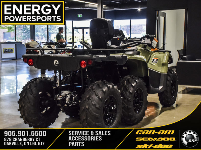 2019 Can-Am ATV Outlander™ Max 6x6 DPS™ 450 | 5 of 20