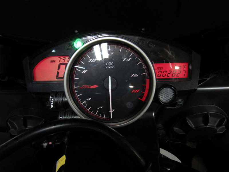 2014 Yamaha YZFR6 2