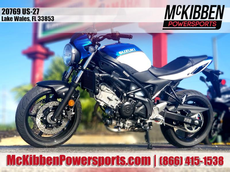 Awesome 2018 Suzuki Sv650 Mckibben Powersports Of Lake Wales Pdpeps Interior Chair Design Pdpepsorg