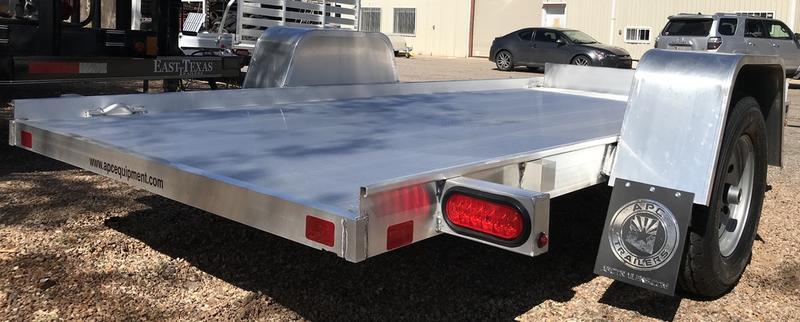 2020 aluma utility trailer 5410t 06742 apc trailers. Black Bedroom Furniture Sets. Home Design Ideas