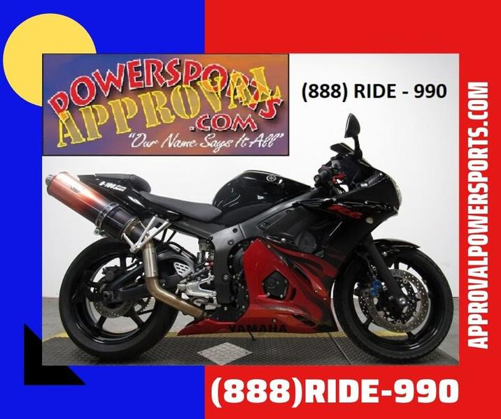 2003 Yamaha YZF-R6 for sale 240965