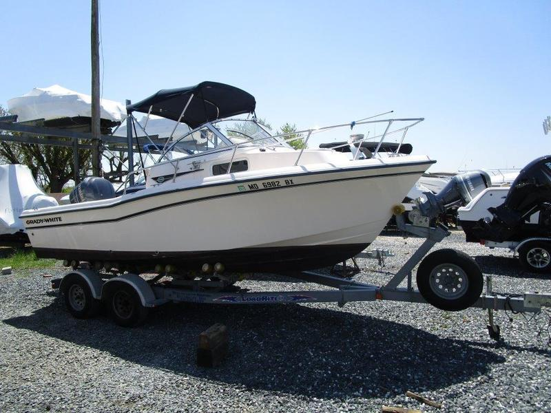 Grady White   New and Used Boats for Sale in Maryland