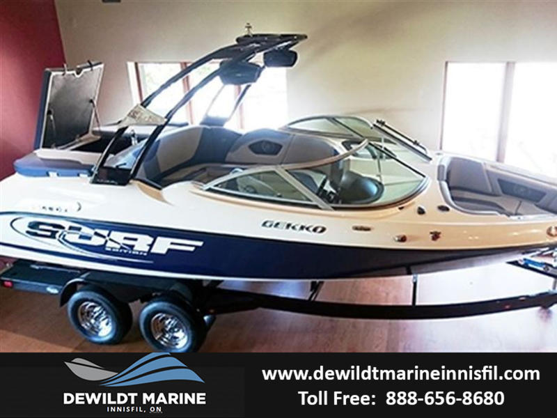 For Sale: 2016 Gekko Revo 7.1 ft<br/>DeWildt Marine Innisfil