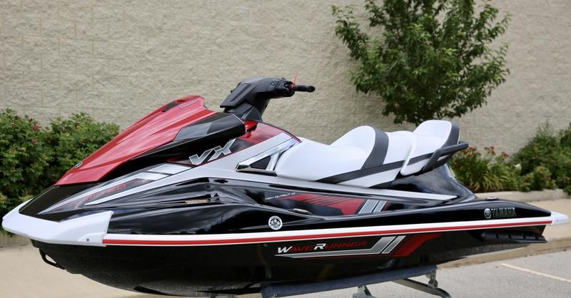 2018 Yamaha VX Limited for sale 63259