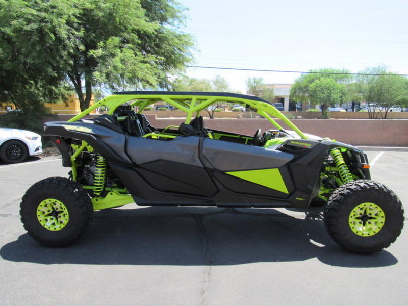 2020 Can-Am® Maverick X3 MAX X™ mr Turbo RR | RideNow Ina