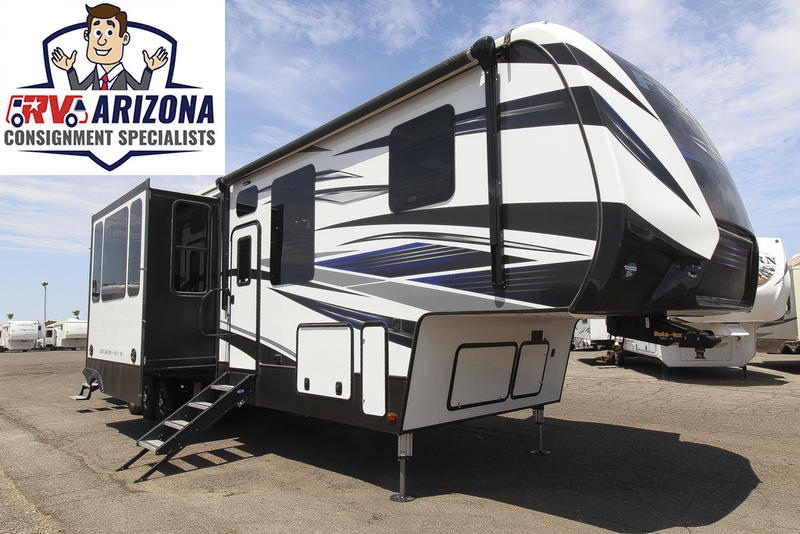 2018 Keystone Rv Fuzion 417 C10534 Rv Arizona