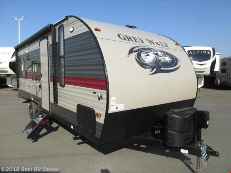2019 Forest River Cherokee Grey Wolf 22rd Gw9016 All Rv