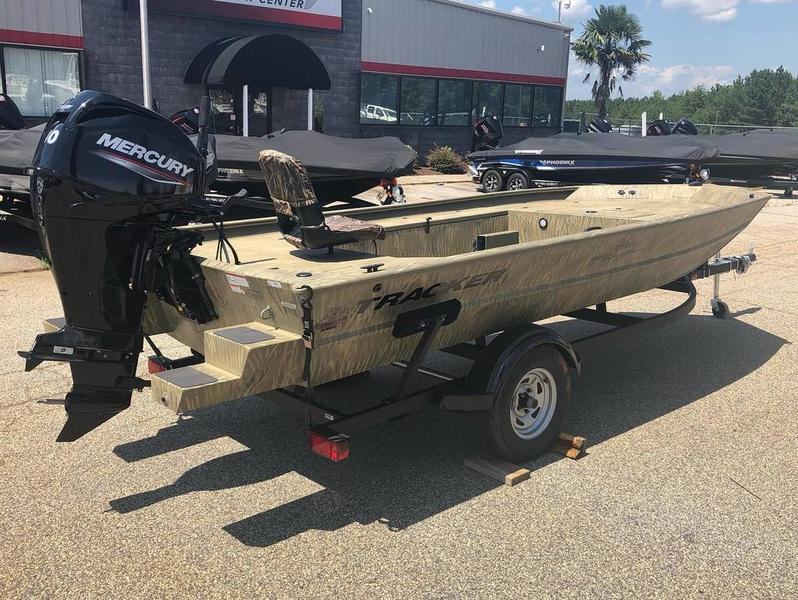 2020 Tracker Boats Grizzly 1654 T Sportsman Stock