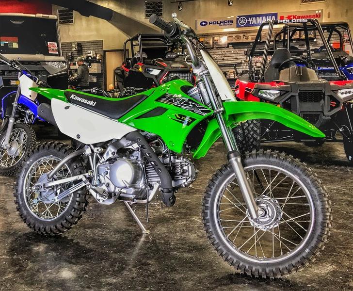 2019 Kawasaki KLX®110 | Outdoor Powersports Gainesville