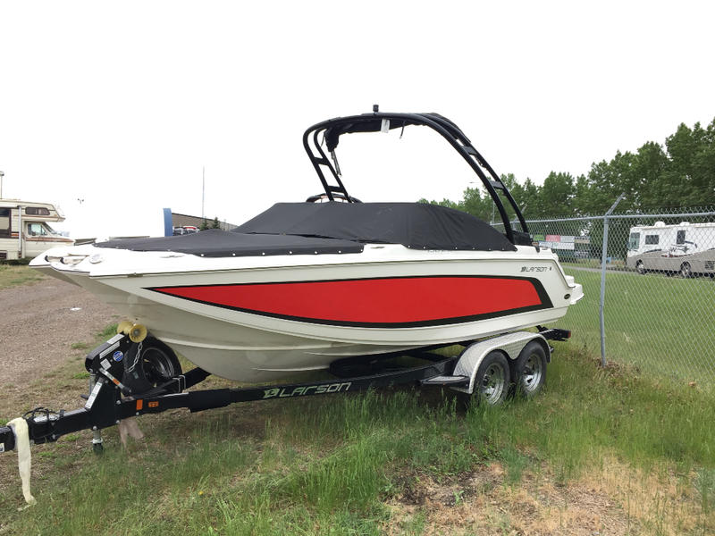 For Sale: 2016 Larson Lxh 190 Io ft<br/>Alberta Marine