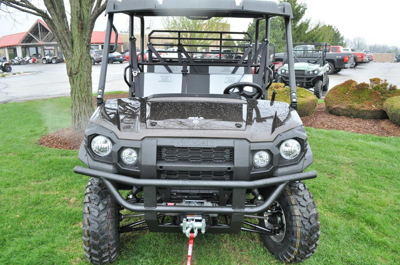 2019 Kawasaki Mule Pro-FXT Ranch Edition 6