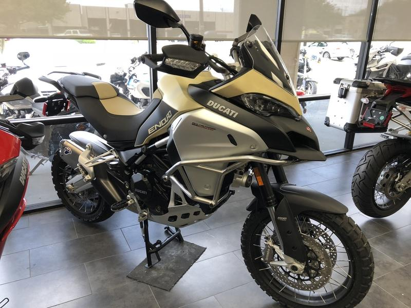 2018 Ducati Multistrada 1200 Enduro Pro Bmw Motorcycle