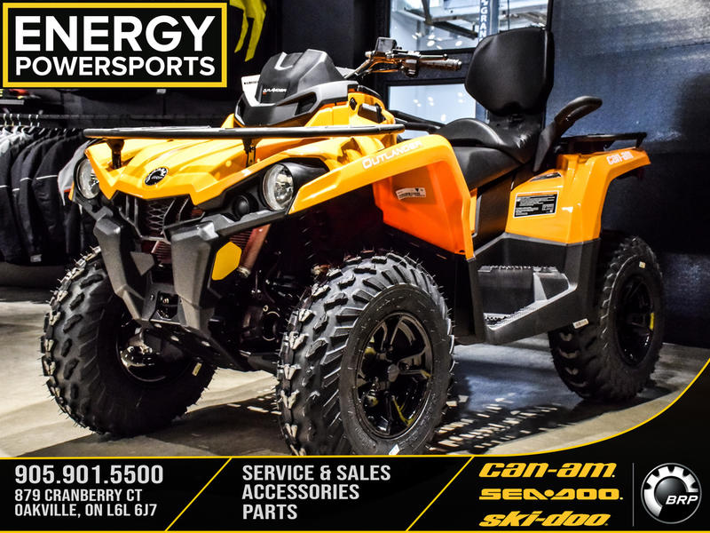 2019 Can-Am ATV Outlander™ MAX DPS™ 450 | 1 of 19