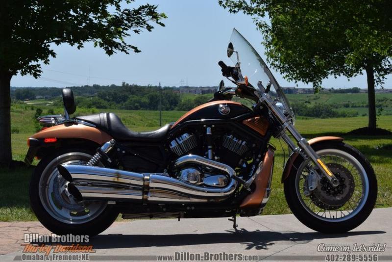 2008 Harley DavidsonR VRSCAW A