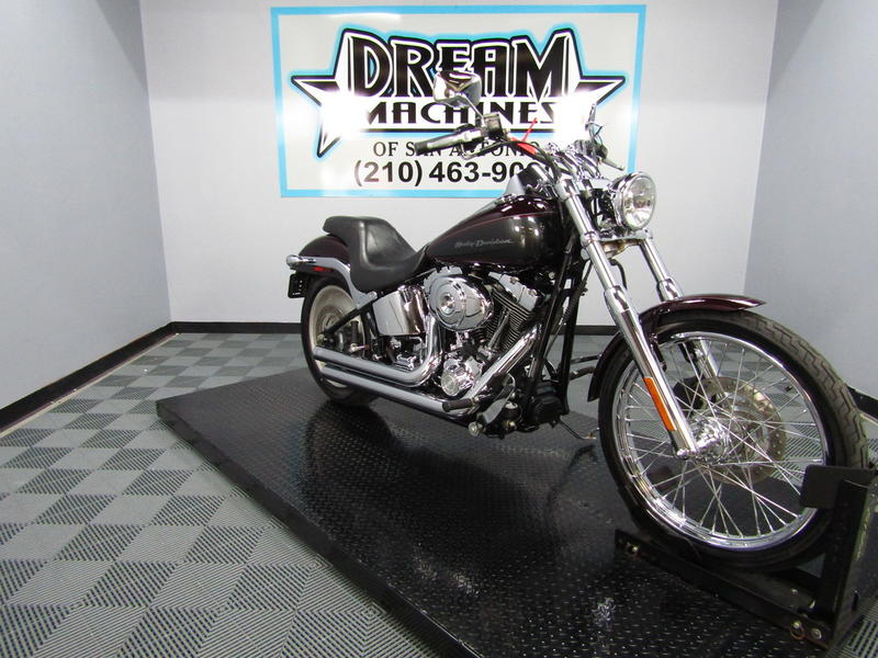 Harley Davidson San Antonio >> 2006 Harley Davidson Fxstd Softail Deuce Dream