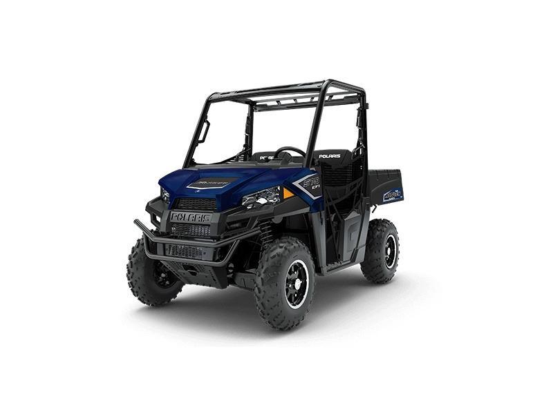 2018 Polaris Ranger-570-EPS-Navy-Blue-Metallic