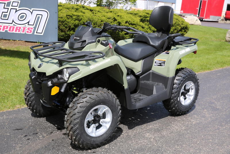 2018 Can-Am Outlander MAX DPS 570 for sale 58525