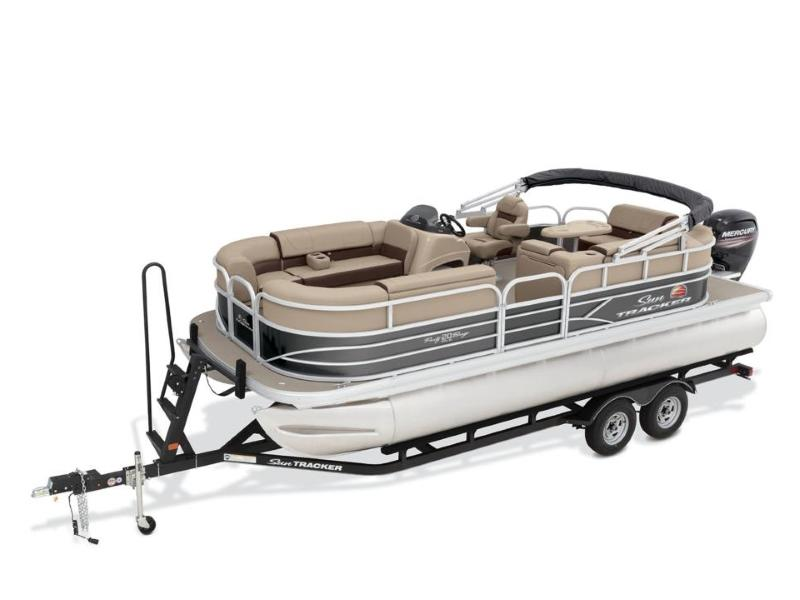 New  2019 Sun Tracker PARTY BARGE® 20 DLX Pontoon Boat in Hammond, Louisiana