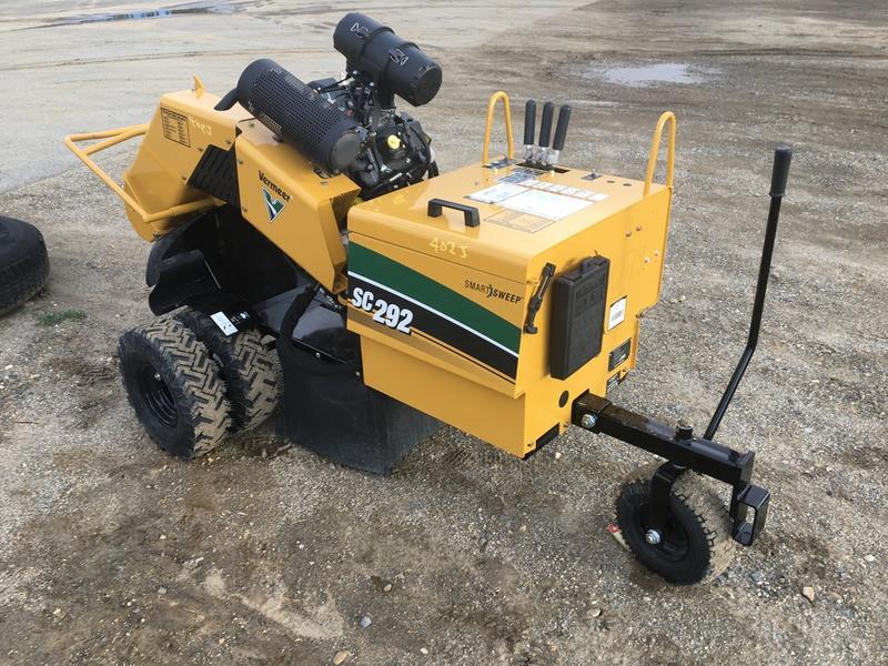 2018 VERMEER SC292 Forestry Equipment