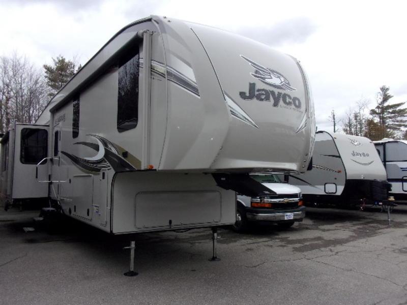 2018 Jayco Eagle Fifth Wheels 327CKTS J1WE0127 | McKay's RV