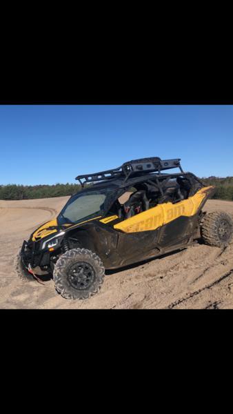 2017 Can-Am ATV Maverick Max X3 XDS