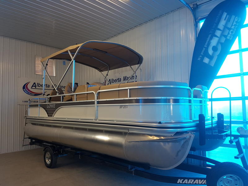 For Sale: 2018 Lowe Sf212 ft<br/>Alberta Marine