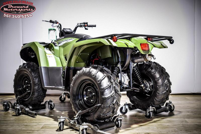 2020 Yamaha Kodiak 450 3