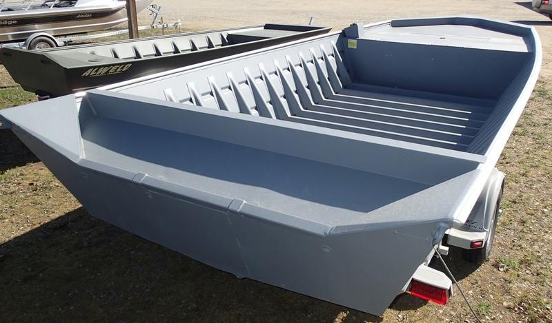 2020 Alweld 2270V TUN Stock: 1402 | Boat Shop, Inc