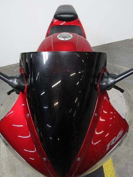 2007 Yamaha YZF R6 4