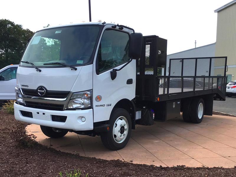 2019 Hino Trucks 195 Stock: BH-1324 | Gabrielli Truck Sales