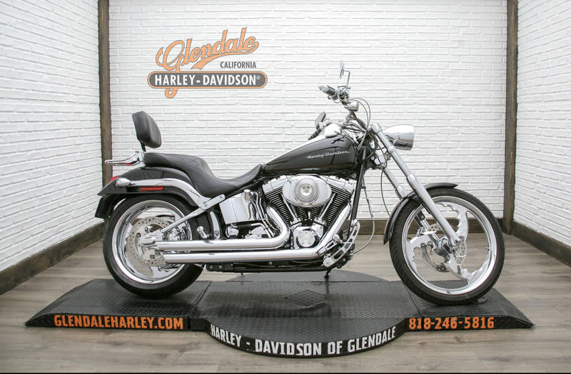 2002 Harley-Davidson FXSTDI - Softail Deuce Injection for sale 140927