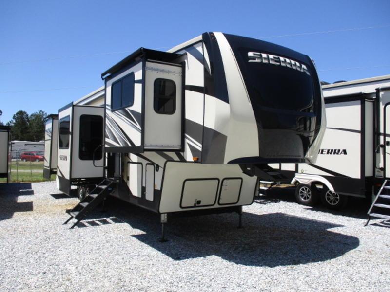 2019 Forest River Sierra 379flok 047719 Lakeside Rv Sales